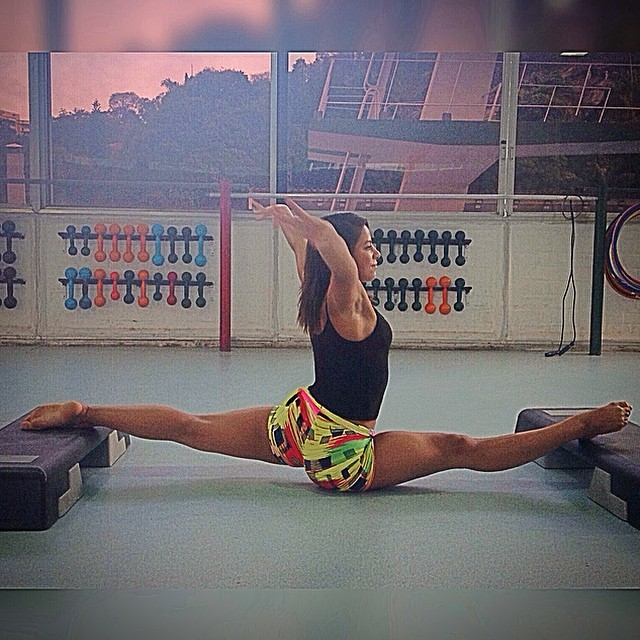 Fotos da Ingrid Oliveira a gostosa do Pan-Americano 9