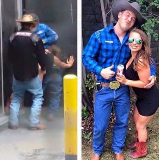 sexo rodeio canada transando com dois cowboys caiu-na-net