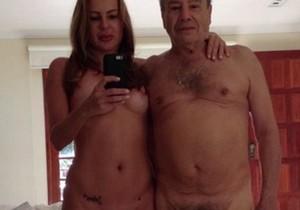 Fotos do Stenio Garcia pelado com esposa caiu na net - http://www.naoconto.com