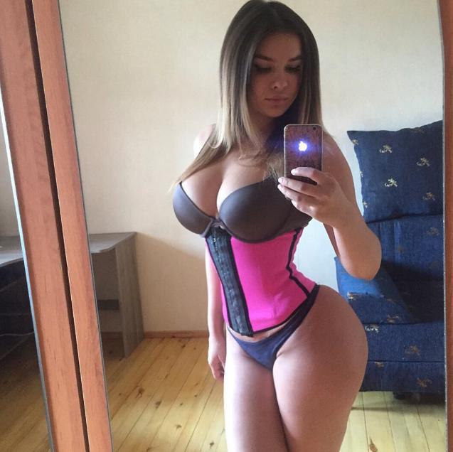 Fotos da novinha Russa Anastasiya Kvitko, a nova gostosona da internet 14