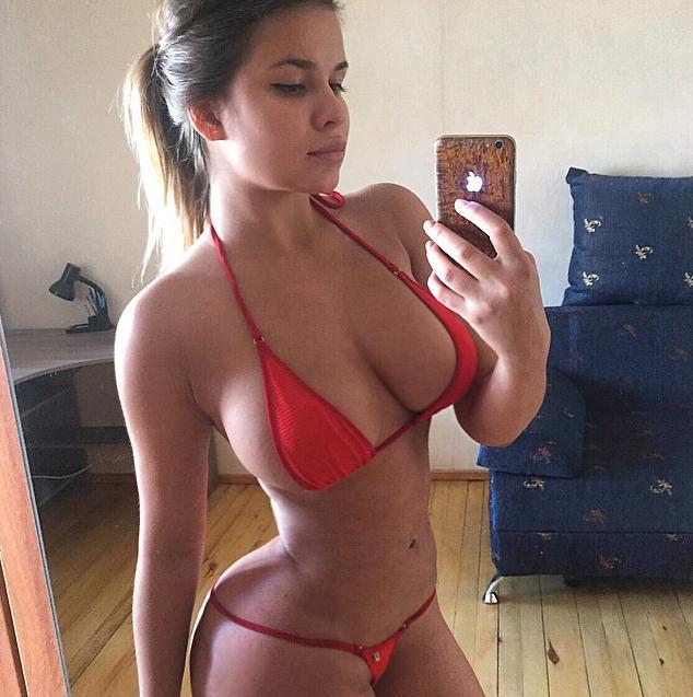 Fotos da novinha Russa Anastasiya Kvitko, a nova gostosona da internet 21