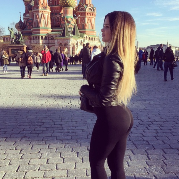 Fotos da novinha Russa Anastasiya Kvitko, a nova gostosona da internet 26