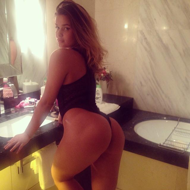Fotos da novinha Russa Anastasiya Kvitko, a nova gostosona da internet 36