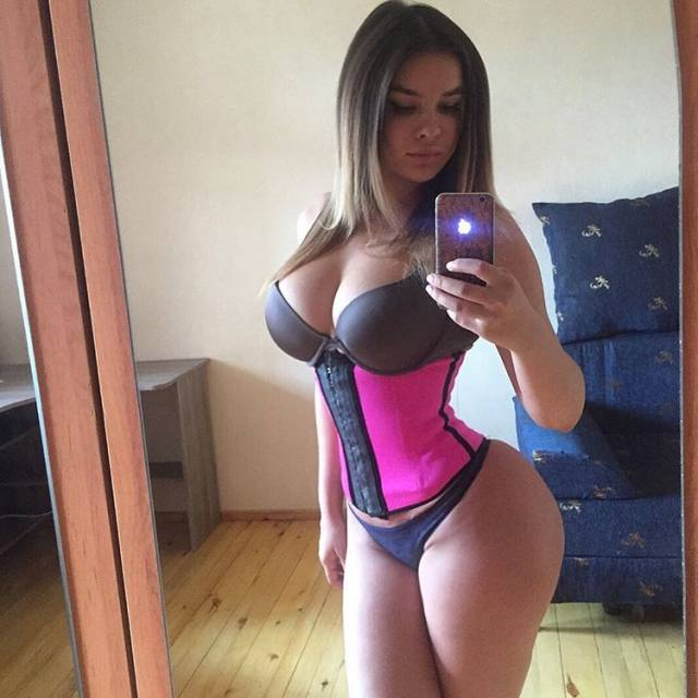 Fotos da novinha Russa Anastasiya Kvitko, a nova gostosona da internet 43