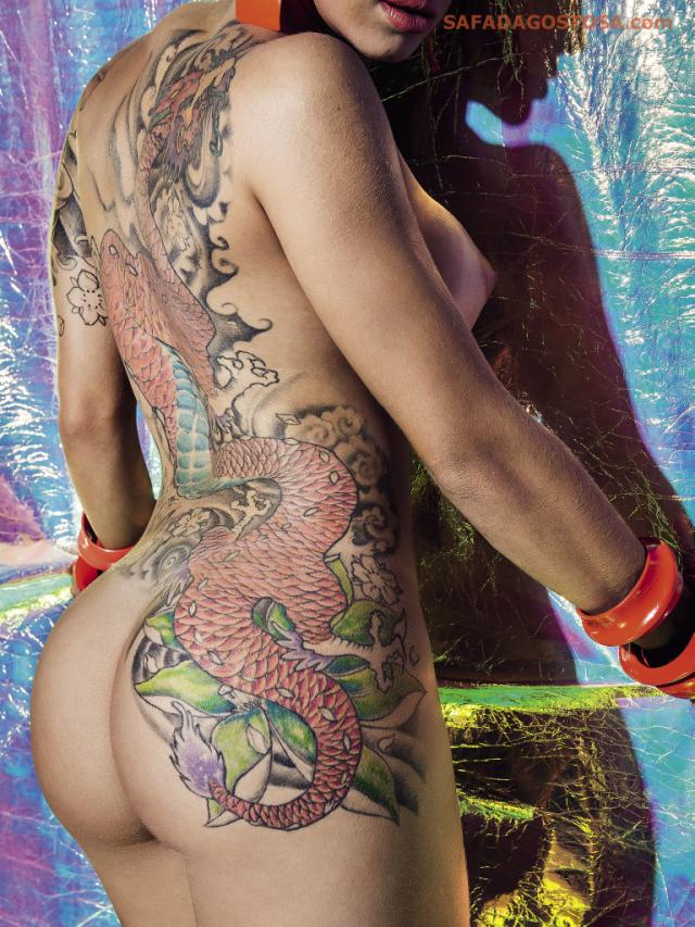 Rita Mattos pelada nua na playboy de setembro 2015 15