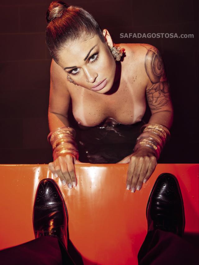 Rita Mattos pelada nua na playboy de setembro 2015 25