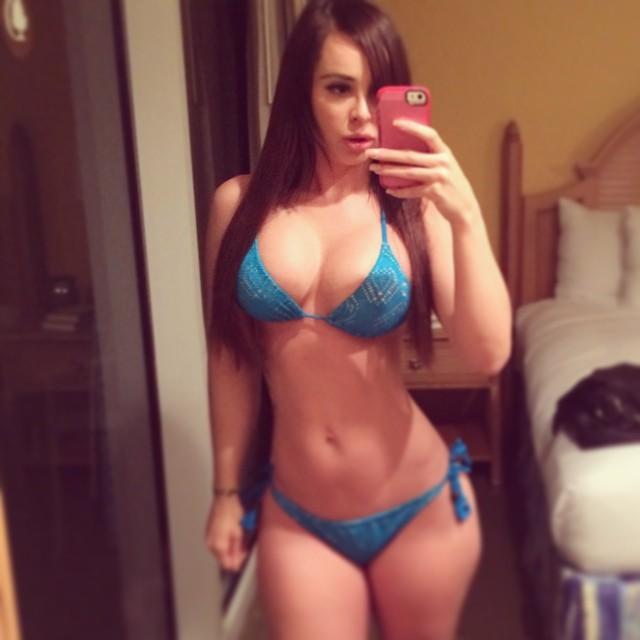 Taisha Marie, a gostosa do instagram pelada caiu na net 20