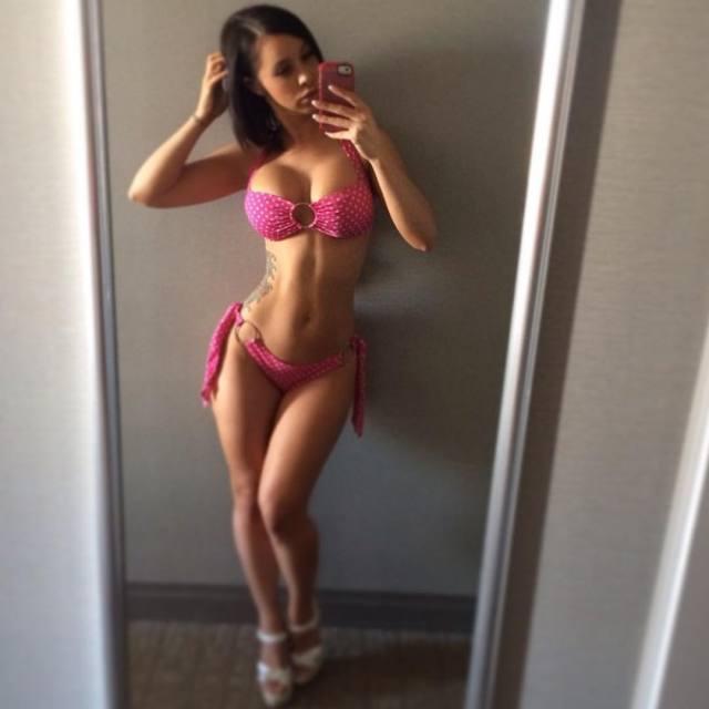 Taisha Marie, a gostosa do instagram pelada caiu na net 7