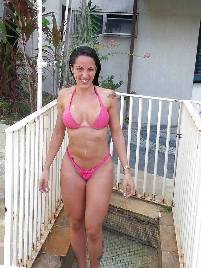 Tamara Ferras morenaça cavala pelada caiu na net 8