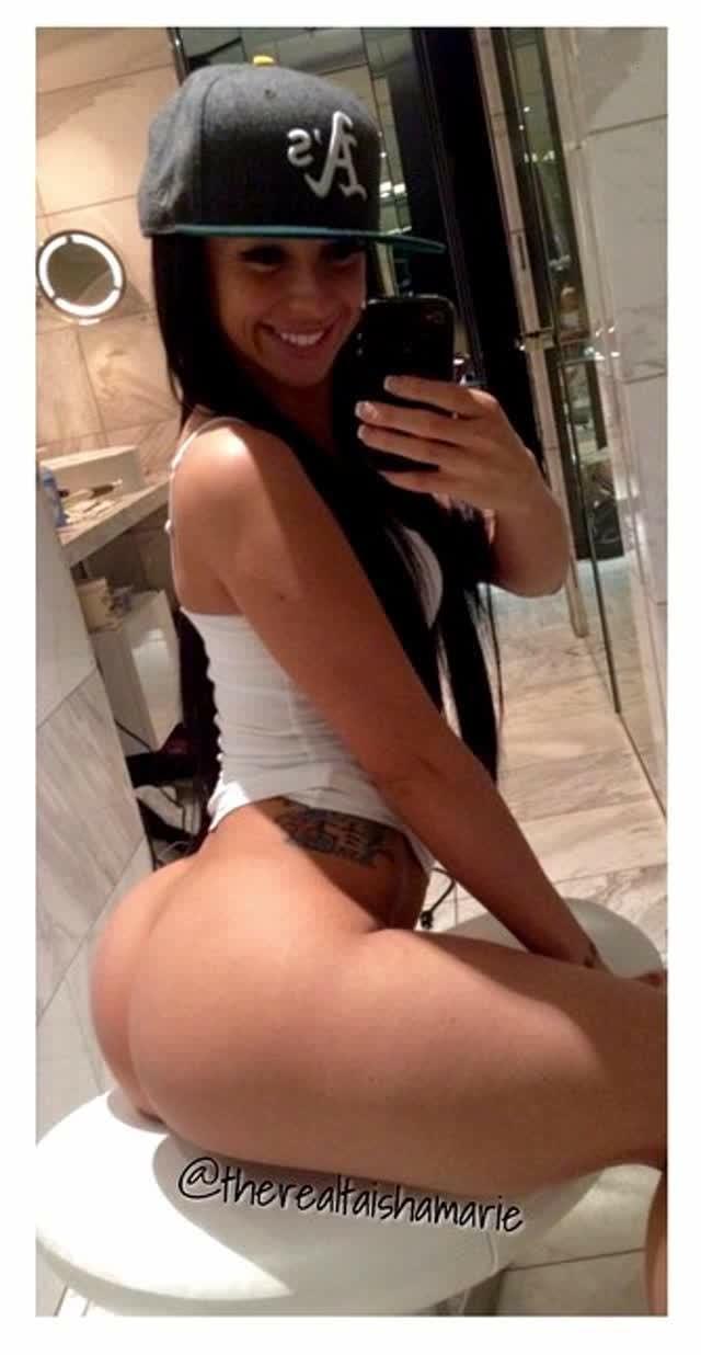 Taisha Marie, a gostosa do instagram pelada caiu na net 13