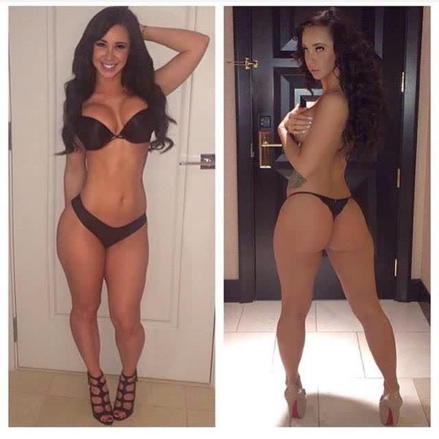 Taisha Marie, a gostosa do instagram pelada caiu na net 9