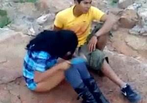 policial-flagra-casalzinho-trepando-em-terreno-baldio-no-mexico