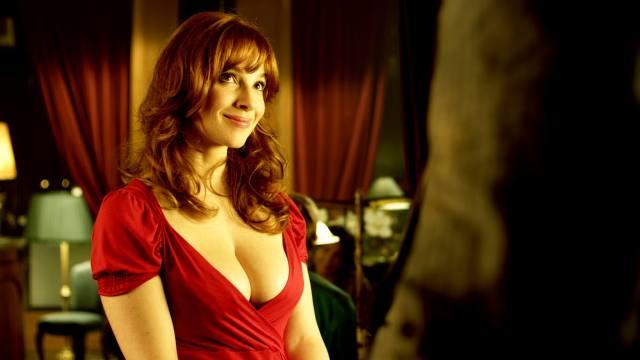 Com vocês, Eva Vica Kerekes a ruivinha mais gostosa do cinema 3