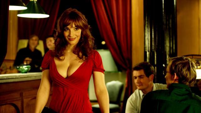 Com vocês, Eva Vica Kerekes a ruivinha mais gostosa do cinema 4