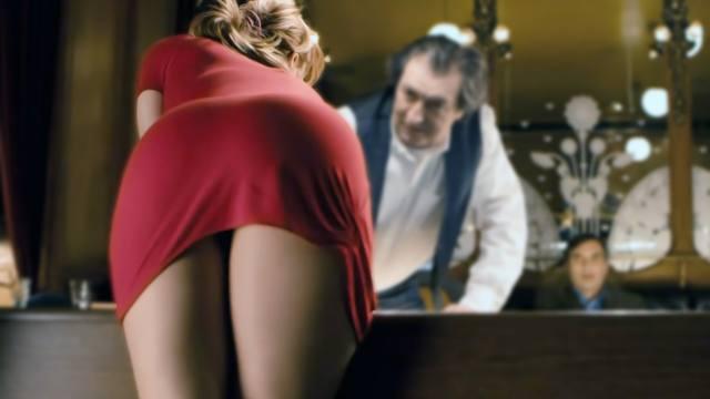Com vocês, Eva Vica Kerekes a ruivinha mais gostosa do cinema 6