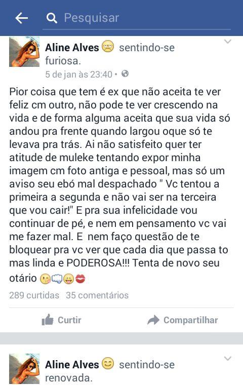 Aline Alves ,morena gostosa do Rio de Janeiro caiu na net 11