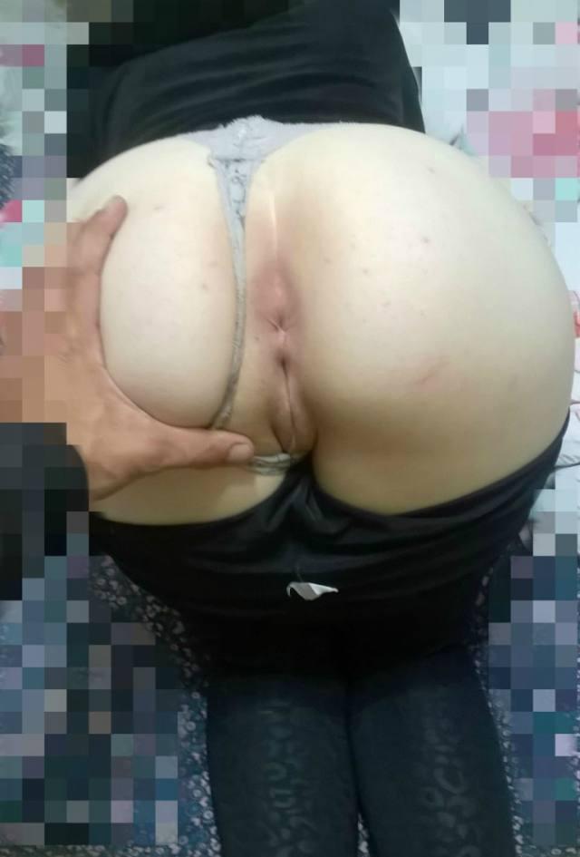 Mostrando a namorada gostosa antes de foder - 2 part 6
