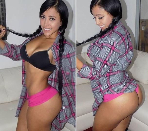Alejandra Gil, uma morena rabuda espetacular 8