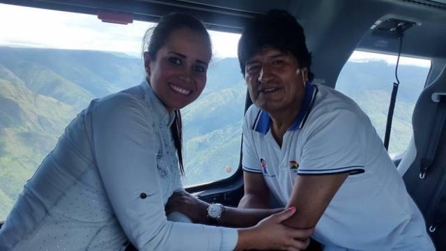 Vereadora Susana vaca concejal presidente Evo Morales caiu na net fotos 6