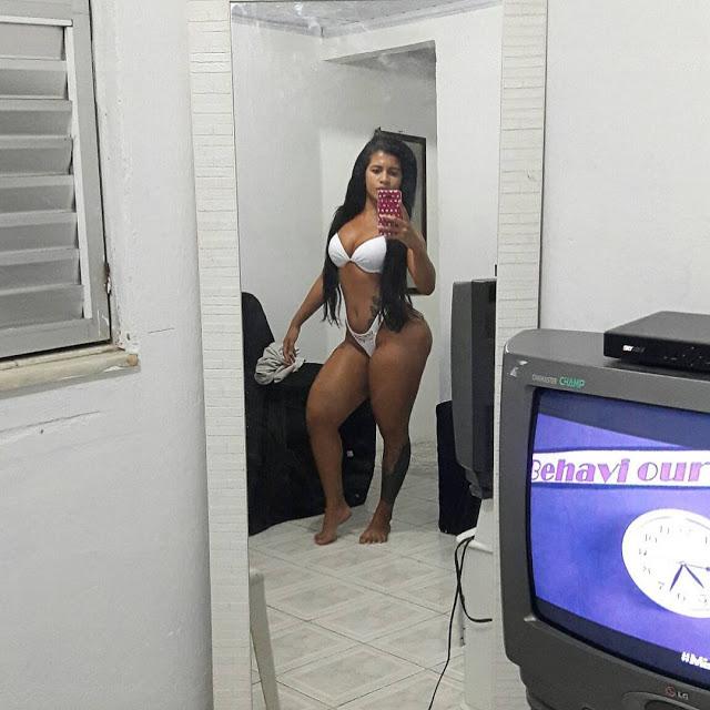 Izabela morena cavala mulher mamão caiu na net 3