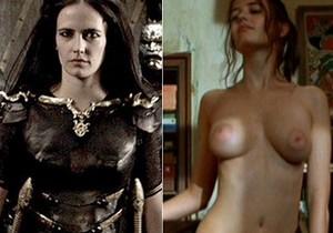 Atriz Eva Green Artemísia de 300 a ascensão do império pelada em cenas de sexo - http://www.naoconto.com