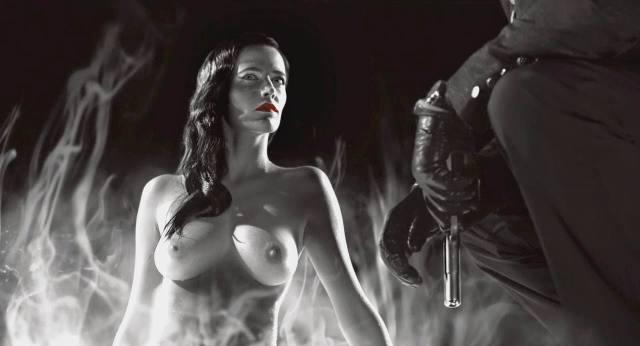 Atriz Eva Green Artemísia de 300 a ascensão do império pelada em cenas de sexo 4