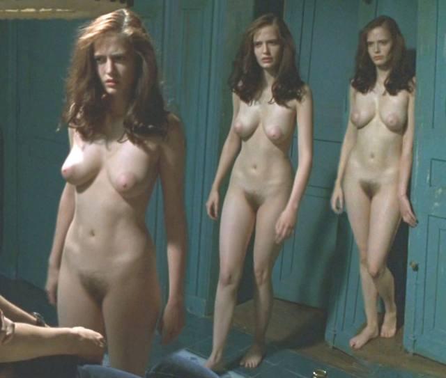 Atriz Eva Green Artemísia de 300 a ascensão do império pelada em cenas de sexo 5