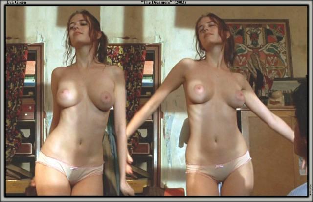 Atriz Eva Green Artemísia de 300 a ascensão do império pelada em cenas de sexo 6