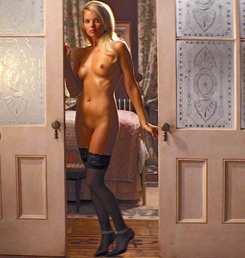 Atriz Margot Robbie a Arlequina de Esquadrão Suicida pelada em cenas de sexo 7