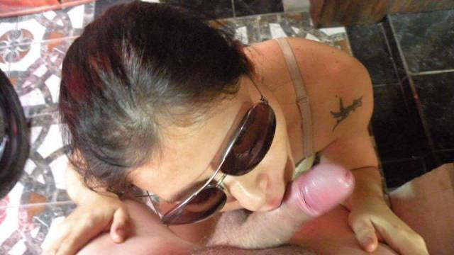 Morena gostosona tatuada deliciosa caiu na net 14