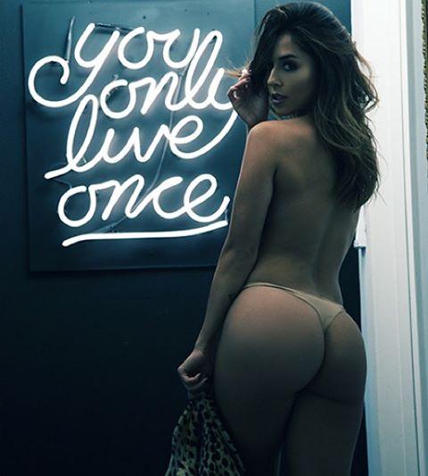Com vocês fotos da gostosa Tianna Gregory nude 45