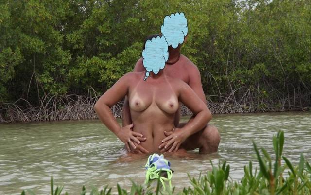 Janette, coroa safada de ferias com marido caiu na putaria (57)