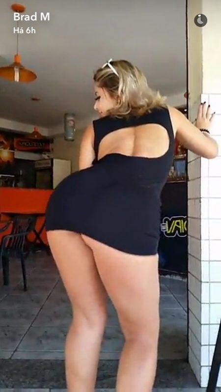 Pamela pantera gravando filme porno no bar RJ brad montana 6