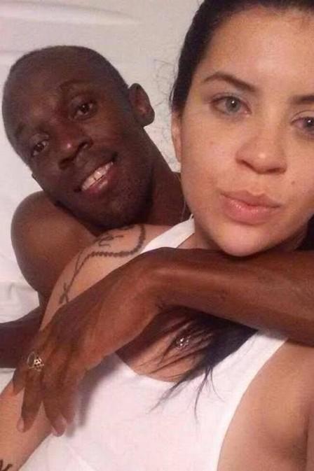 Jady Duarte Carioca tem fotos intimas com Usain Bolt vazadas 1