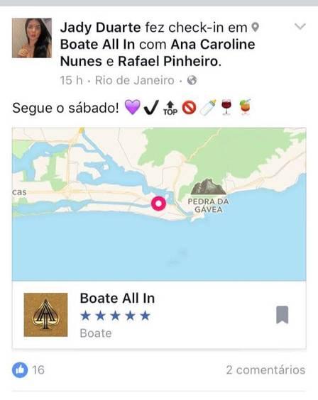 Jady Duarte Carioca tem fotos intimas com Usain Bolt vazadas 4
