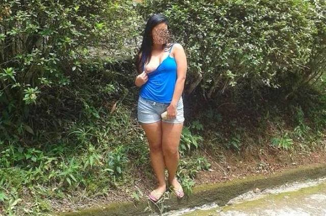 Morena novinha do Rio de Janeiro-RJ caiu na net 14
