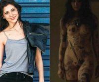 """Atriz Christiana Ubach """"A garota da moto"""" pelada em cenas de sexo"""