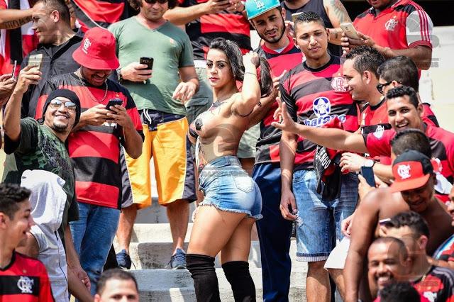 Flamengo X Figueirense, Brasileirao 2016, Estadio do Pacaembu, Sao Paulo SP, 18/09/2016, Foto: Fernando Dantas/Gazeta Press
