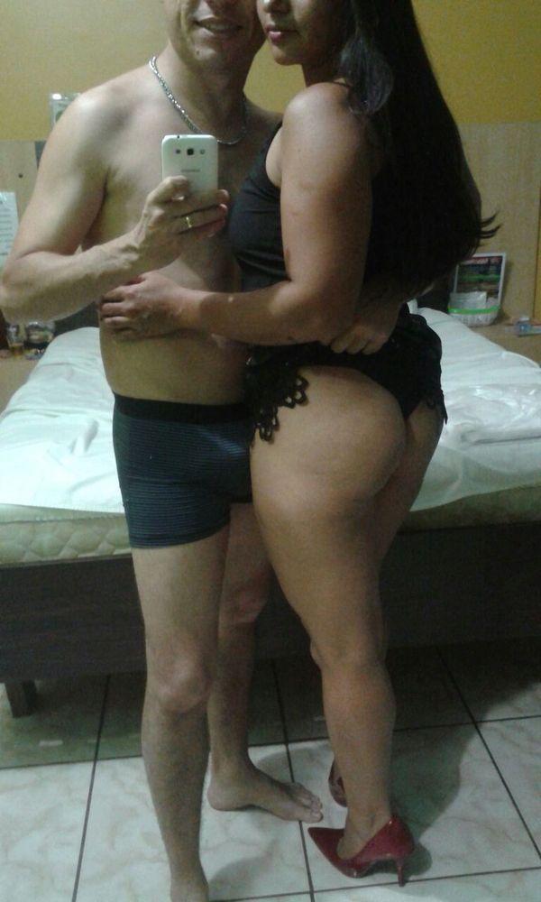 Morena de Goiânia passou a tarde no motel 2