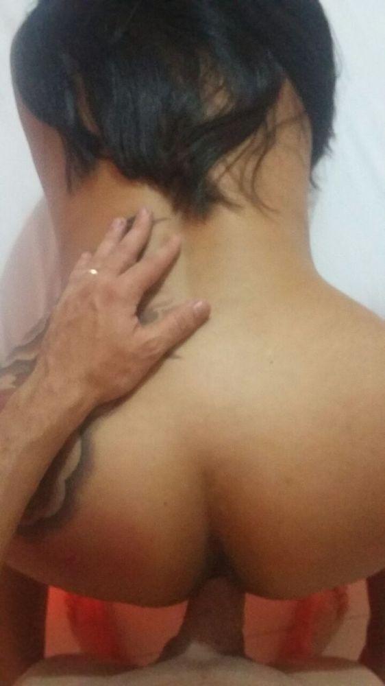 Morena de Goiânia passou a tarde no motel 22