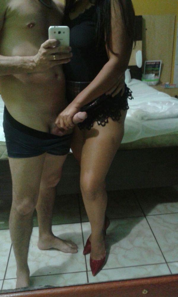 Morena de Goiânia passou a tarde no motel 3