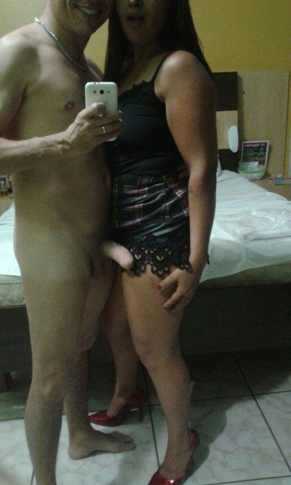 Morena de Goiânia passou a tarde no motel 5