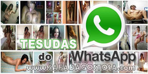 Tesudas do Whatsapp