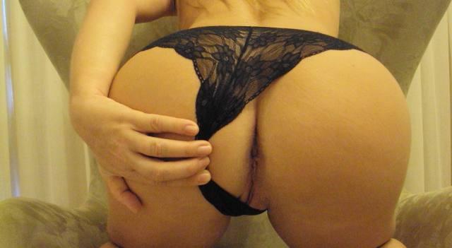 Esposa gostosa caiu na net com calcinha bem sensual