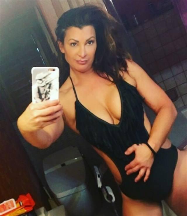 Musa Victoria sextape lutadora nude wwe pelada vazou