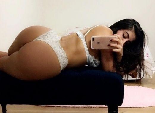 Depois do video intimo youtuber Lena Nersesian tem fotos nuas vazadas