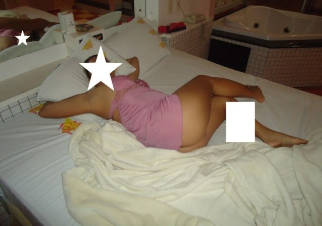 Fotos intimas da esposa no motel