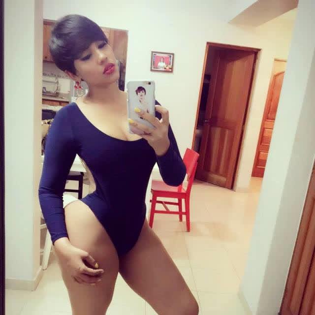 Ana carolina presentadora Dominicana mega gostosona 21