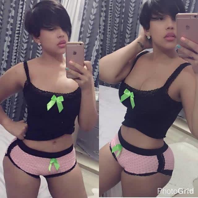 Ana carolina presentadora Dominicana mega gostosona 22