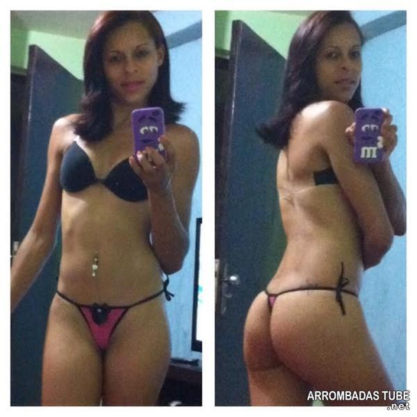 Esposa Andreia Almeida muito gostosa em fotos vazadas porno 12